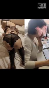 [原创] 淫娃娇妻自家卧室偷情同事弟弟,被老公装的摄像头拍下(剧情)